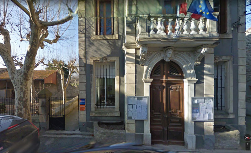 La Mairie d'Azillanet